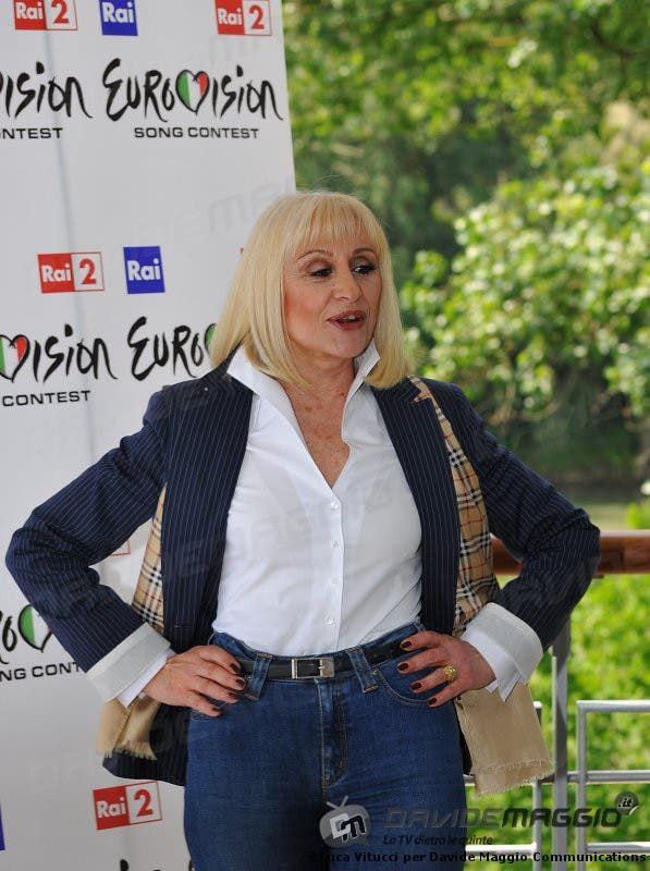 Eurovision Song Contest 2011: Raffaella Carrà 12