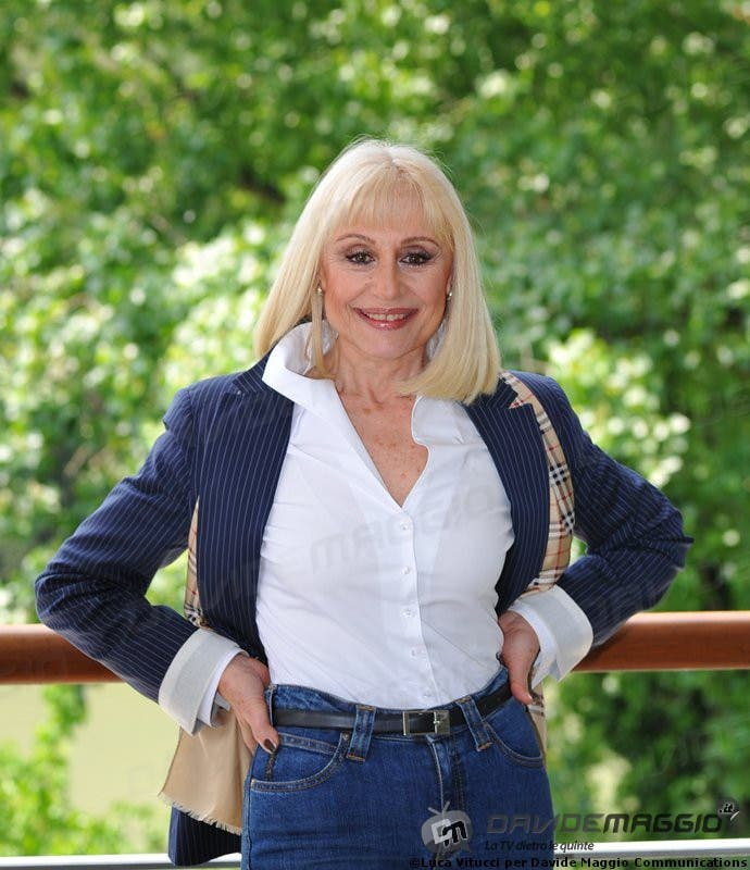 Eurovision Song Contest 2011: Raffaella Carrà 3