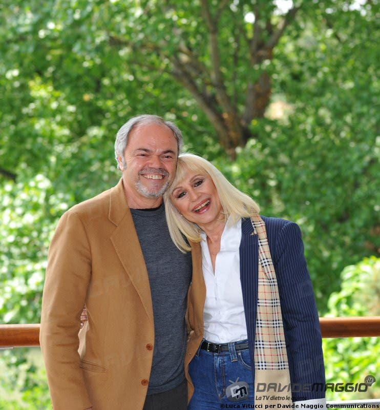 Eurovision Song Contest 2011: Raffaella Carrà e Sergio Japino 4