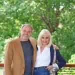 Eurovision Song Contest 2011: Raffaella Carrà e Sergio Japino