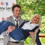 Eurovision Song Contest 2011: Raphael Gualazzi e Raffaella Carrà 5