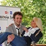 Eurovision Song Contest 2011: Raphael Gualazzi e Raffaella Carrà 4
