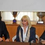 Eurovision Song Contest 2011: Massimo Liofredi, Raffaella Carrà