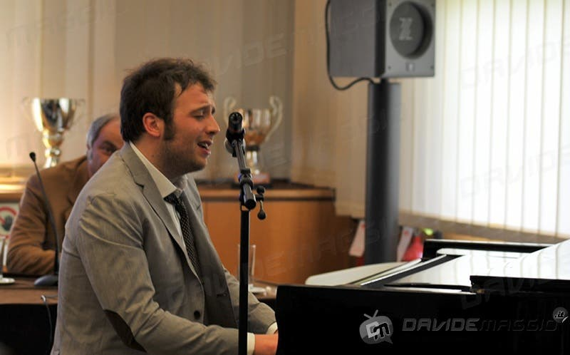 Eurovision Song Contest 2011: Raphael Gualazzi