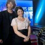 Italia's Got Talent 2: Geppi Cucciari e Simone Annicchiarico