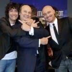 Ascolti tv sabato 21 maggio: Italia's got talent