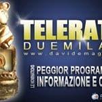 Teleratti 2011 Informazione e cultura