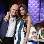 Alfonso Signorini e Belen Rodriguez, La notte degli chef