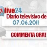 DM Live24 7 Giugno 2011