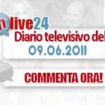 DM Live24 9 Giugno 2011