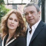 Elena Sofia Ricci e Claudio Amendola ne I Cesaroni