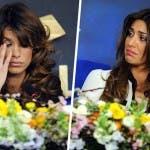 Sanremo 2011 - Elisabetta Canalis e Belen Rodriguez