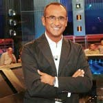 """Carlo Conti:""""Sanremo? Per ora è fanta-tv"""""""