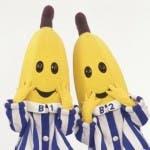 Banane in pigiama Cartoonito