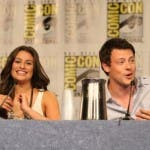 Comic-Con 2011: il cast di Glee