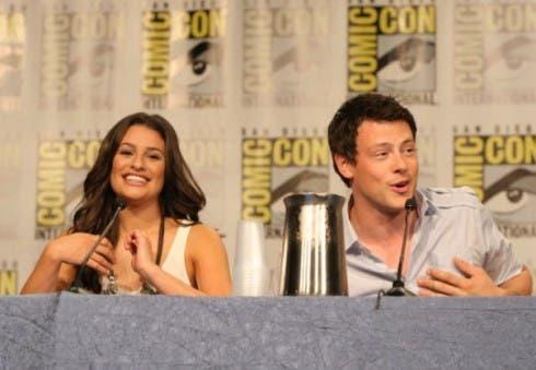 Comic-Con 2011: il cast di Glee