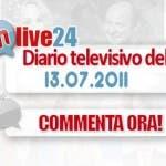 DM live 24 13 Luglio 2011
