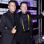 Francesco Facchinetti e Daniele Battaglia