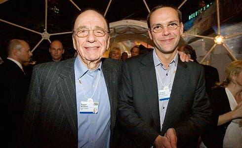 Rupert e James Murdoch