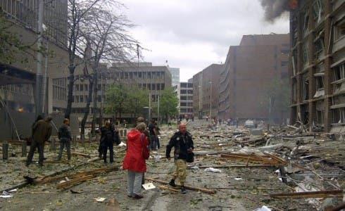 Terrore in Norvegia, Oslo sotto attacco