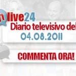 DM live 24 4 Agosto 2011