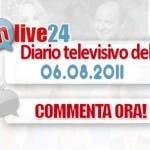 DM live 24 6 Agosto 2011
