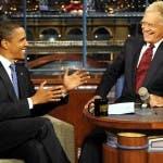 David Letterman Show lascia Skyuno e sbarca su Rai5