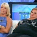 Patrizia Coluccino a Buon Pomeriggio Italia (La Vita in Diretta)