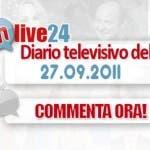 DM live 24 27 Settembre 2011