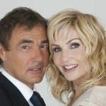 Domenica In, Massimo Giletti e Lorella Cuccarini