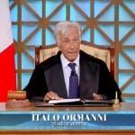 Il nuovo giudice di Forum, Italo Ormanni