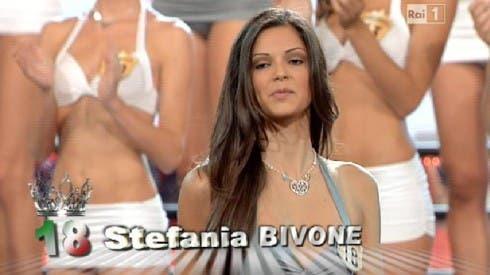 Stefania Bivone - Miss Italia 2011