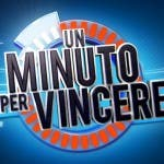 Un minuto per vincere Logo - Max Giusti Rai1