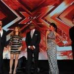 XFactor USA Simon Cowell Paula Abdul Nicole Scherzinger, LA.Reid e Steve Jones (17)