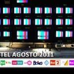 Auditel Agosto 2011
