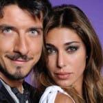 Belen Rodriguez e Paolo Ruddini