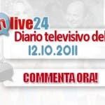 DM Live 24 12 Ottobre 2011