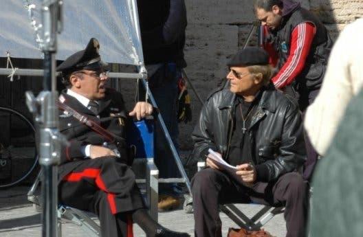 Don Matteo 8, Terence Hill e Nino Frassica