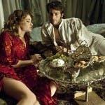 Vittoria Puccini e Rodrigo Diaz in Violetta