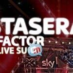 Xfactor 5 - live DM
