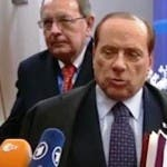 Berlusconi e la cravatta fatale di Bonaiuti