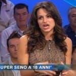 Cristina Del Basso a Mattino Cinque