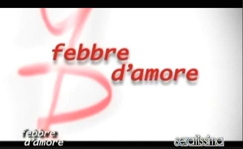 Febbre D'Amore su Canal One