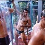 Grande Fratello- le prime docce spiattellate a Pomeriggio Cinque