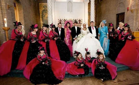 Il Mio Matrimonio Gipsy : Il mio grosso grasso matrimonio gypsy realtime davidemaggio