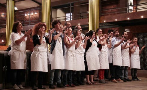Masterchef, eliminati Davide e