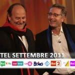 Auditel settembre 2011