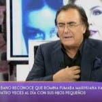 Albano a Telecinco (Salvame Deluxe)