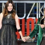 Chiambretti Muzik Show Laura Pausini