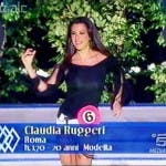Claudia Ruggeri - Supplente Avanti un Altro 23